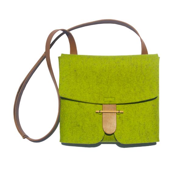 Kiwi Designer Felt Bags Home